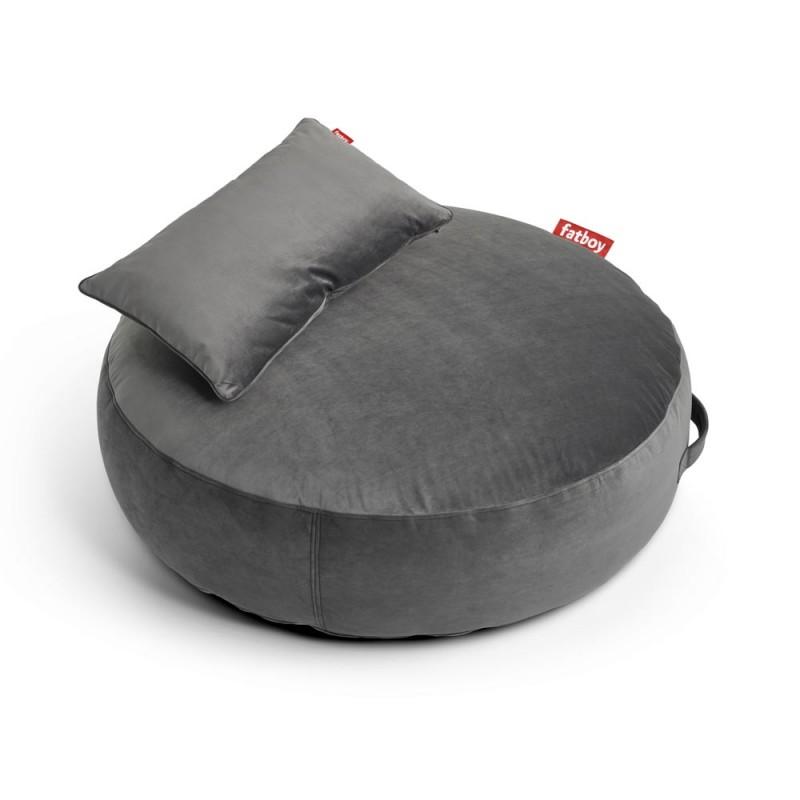Hier sehen Sie den Artikel Pupillow Velvet - runder Sitzhocker mit Kissen aus der Kategorie Velvet Collection. Dieser Artikel ist erhältlich bei fatboy-schweiz.ch